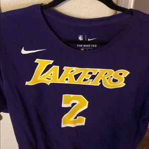 Lonzo Ball t shirt